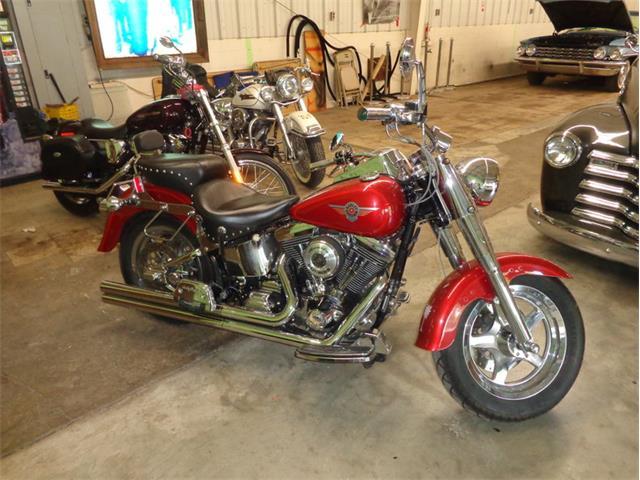 1998 Harley-Davidson Soft Tail Fat Boy | 877877