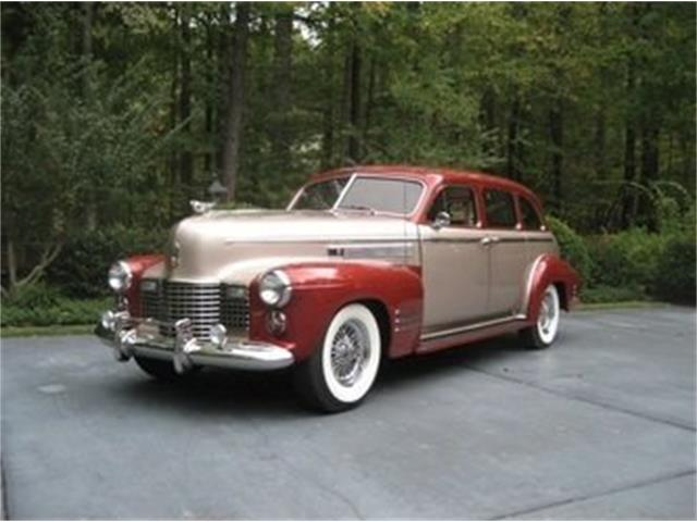 1941 Cadillac Fleetwood Series 75 Resto Rod | 877882