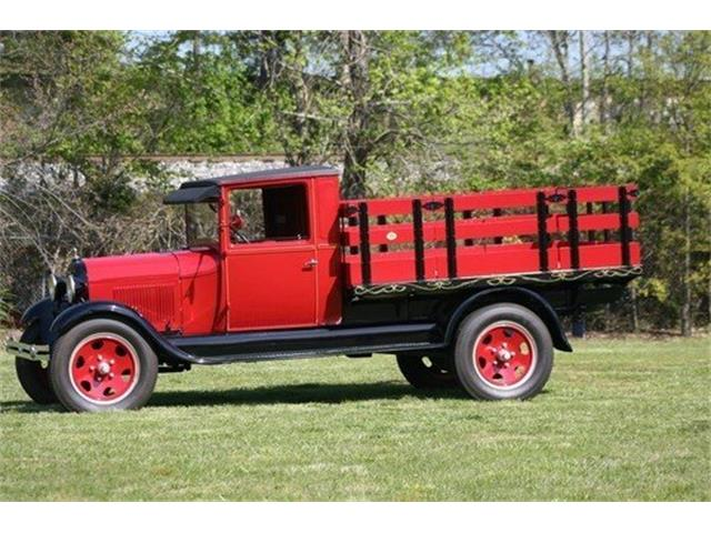 1928 Ford Model AA Stake Platform Truck | 877883
