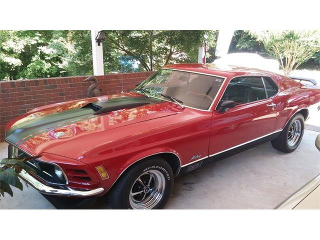 1970 Ford Mustang | 877896