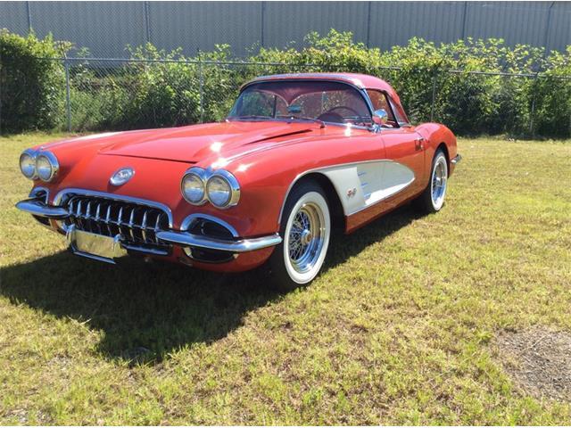 1959 Chevrolet Corvette | 877899