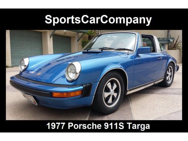 1977 Porsche 911S | 870079