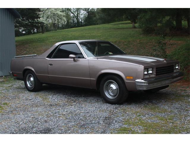 1983 Chevrolet El Camino | 877901