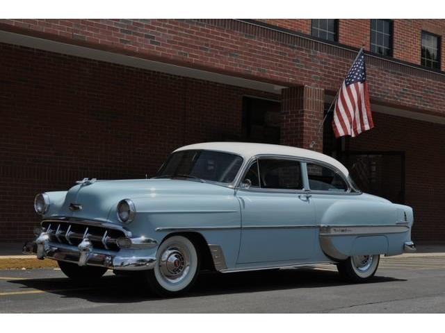 1954 Chevrolet Bel Air   877902