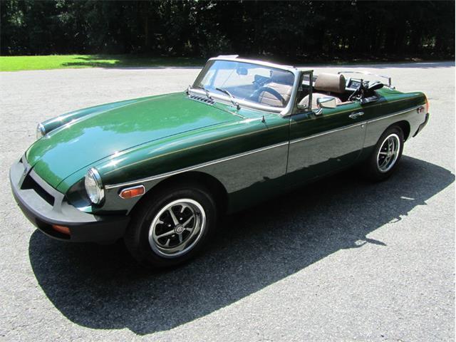 1980 MG MGB | 877904
