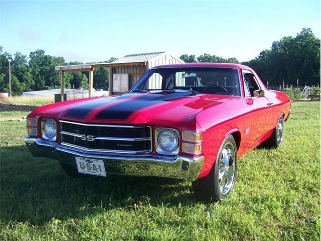 1971 Chevrolet El Camino | 877907