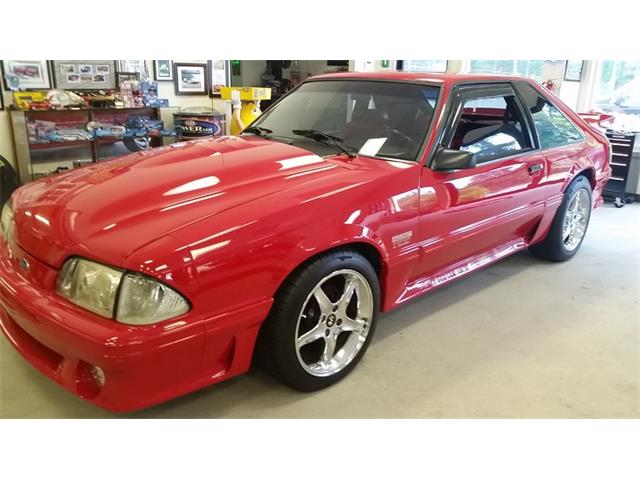 1993 Ford Mustang | 877909