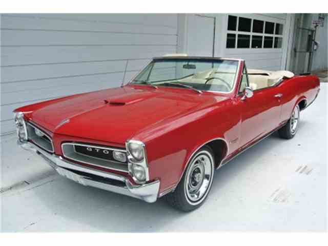 1966 Pontiac GTO | 877914