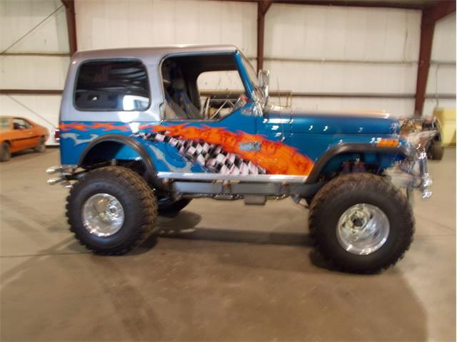 1983 Jeep CJ7 | 877919