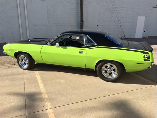 1970 Plymouth Cuda | 877923