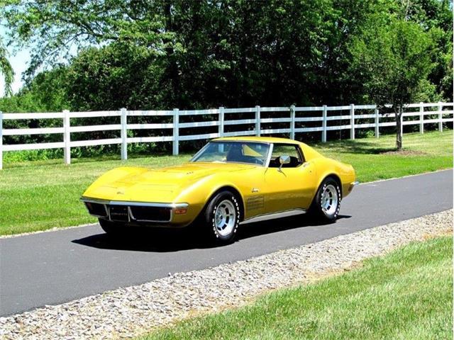 1972 Chevrolet Corvette | 877924