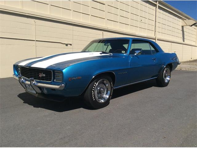 1969 Chevrolet Camaro RS Z28 | 877926