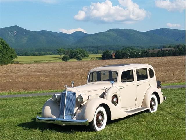 1936 Packard Sedan   877928