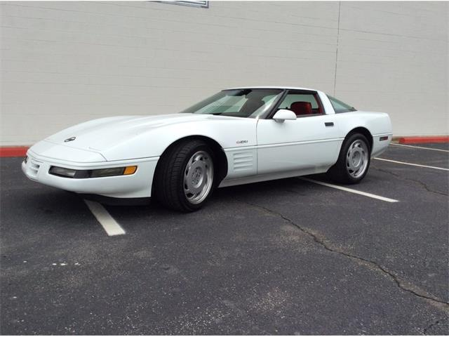1991 Chevrolet Corvette ZR1 | 877962