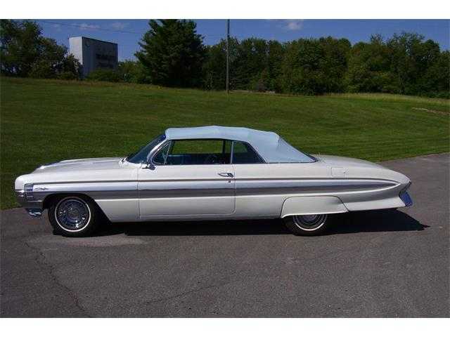 1961 Oldsmobile Starfire CONVERTIBLE | 877967