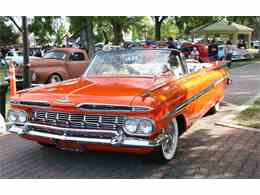 Picture of Classic '59 Chevrolet Impala located in Washington - $90,000.00 Offered by a Private Seller - ITG8