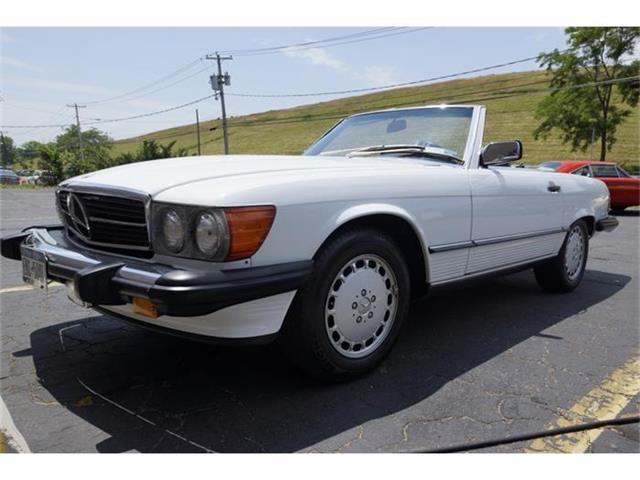 1989 Mercedes-Benz 560SL Convertible | 877977