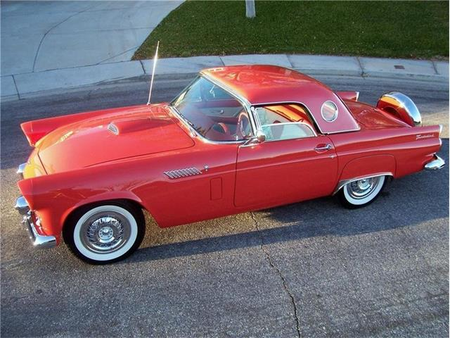 1956 Ford Thunderbird | 877989