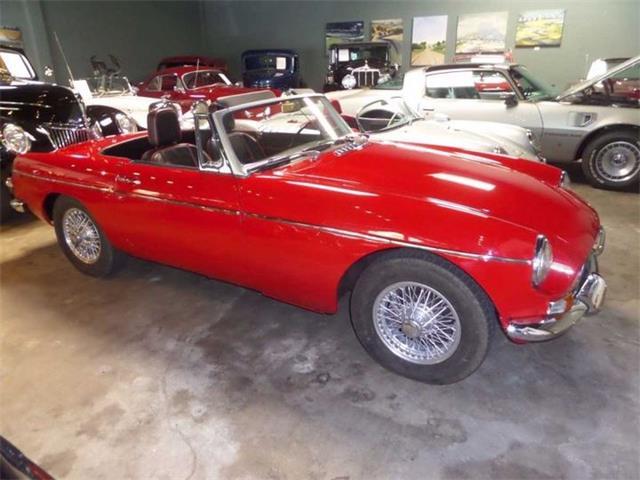 1965 MG MGB | 878005