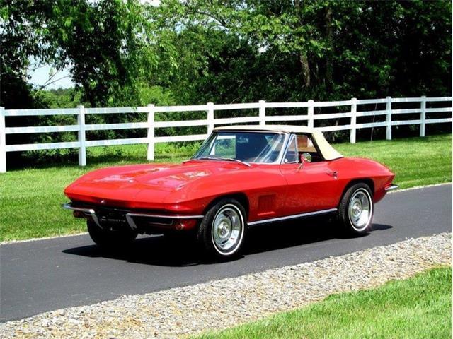 1967 Chevrolet Corvette | 878006