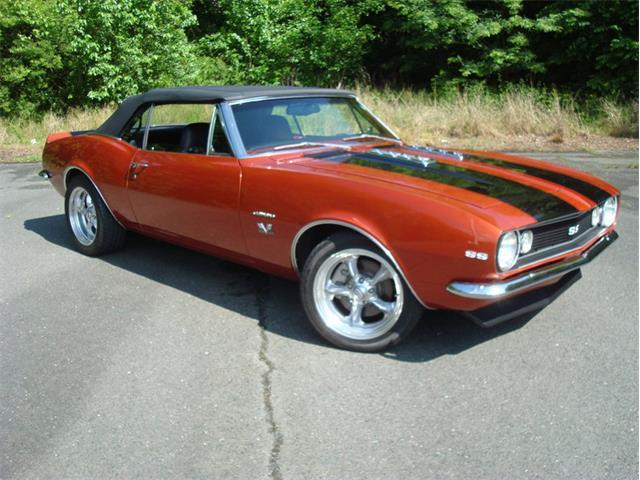 1967 Chevrolet Camaro SS | 878007