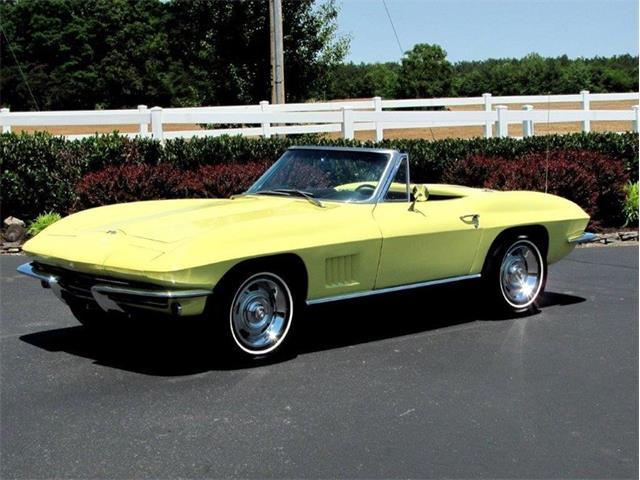 1967 Chevrolet Corvette | 878011