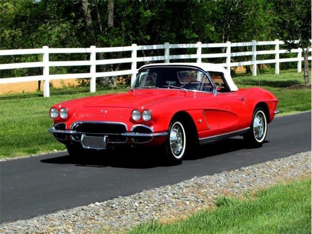 1962 Chevrolet Corvette | 878014