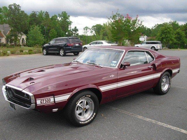 1969 Shelby GT500   878016