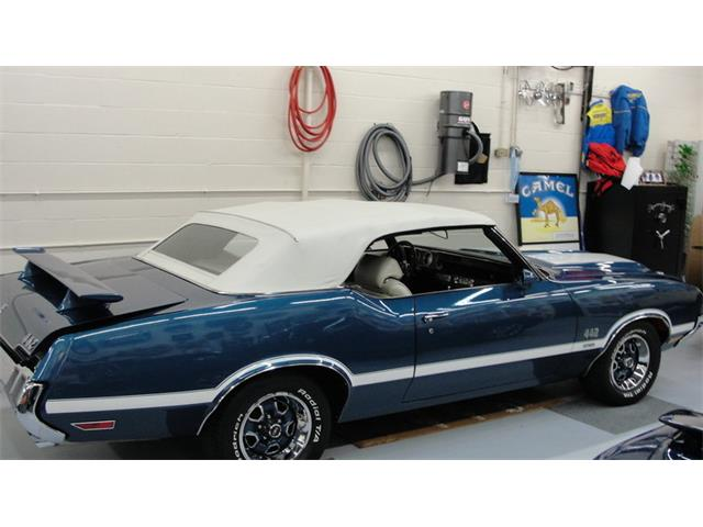 1970 Oldsmobile 442 CONVERTIBLE W-30 TRIBUTE | 878019