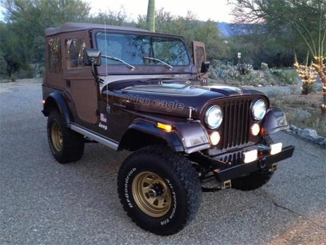 1977 Jeep CJ5 | 878020