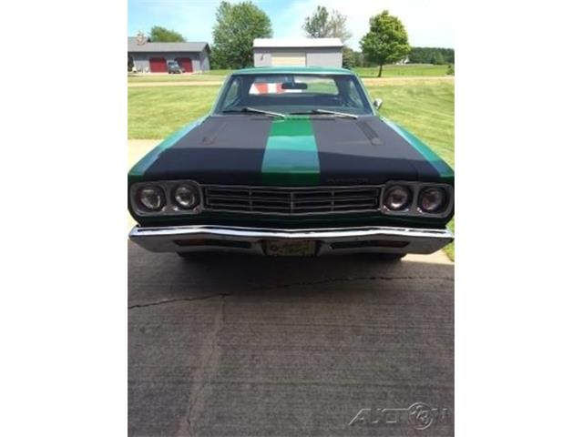 1969 Plymouth Road Runner | 878022