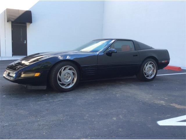 1993 Chevrolet Corvette | 878036