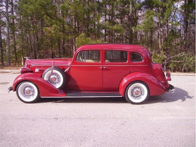 1936 Packard 120 TOURING SEDAN | 878038