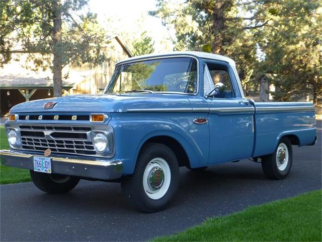 1966 Ford F100 | 878040
