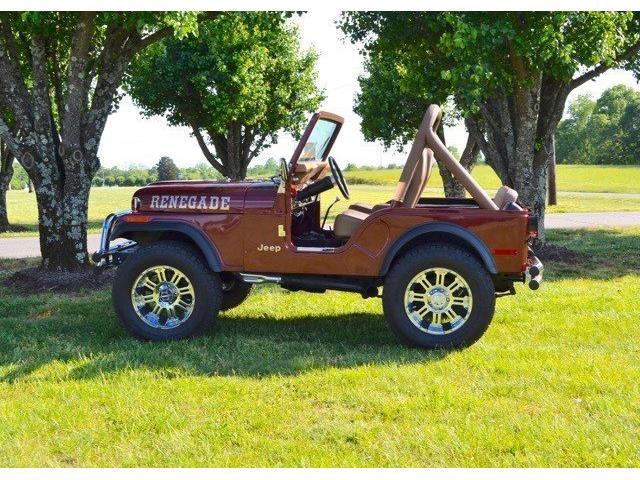 1980 Jeep CJ5 | 878042