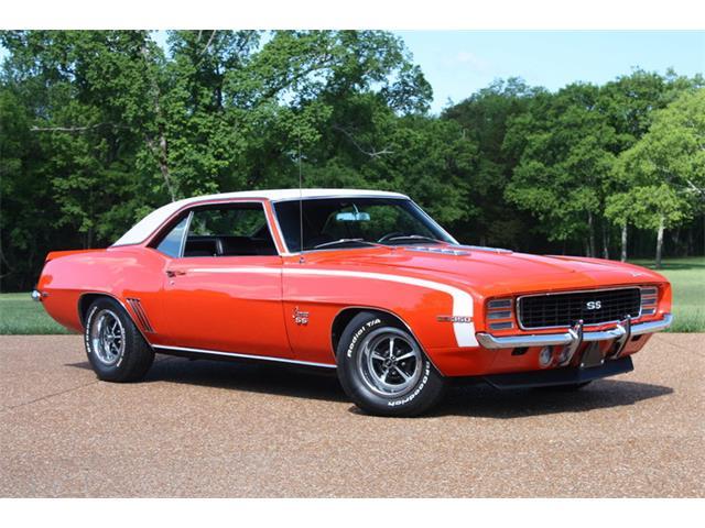 1969 Chevrolet Camaro | 878048
