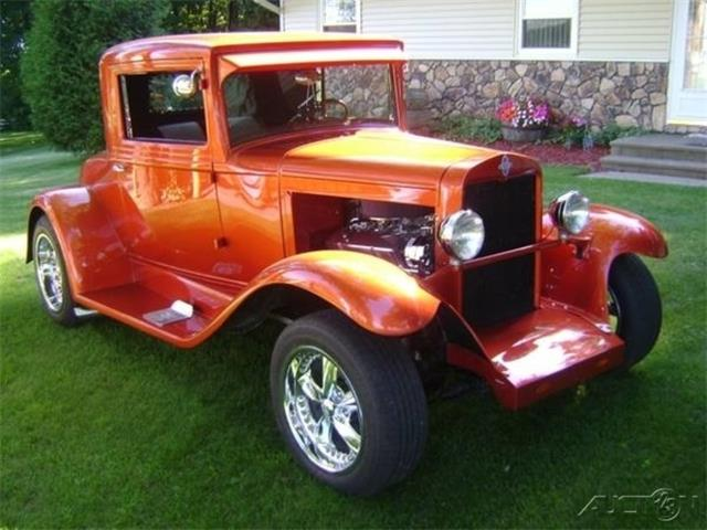 1930 Chevrolet Coupe   878057