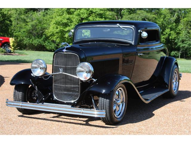 1932 Ford 3 Window Coupe Replica | 878060