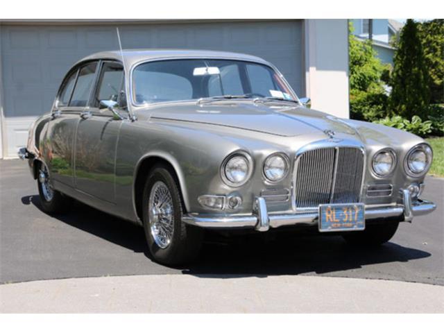 1967 Jaguar 420 saloon | 878065