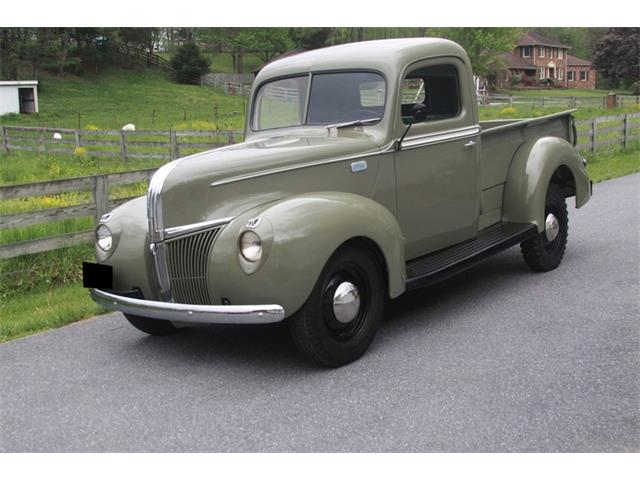 1941 Ford Pickup | 878082