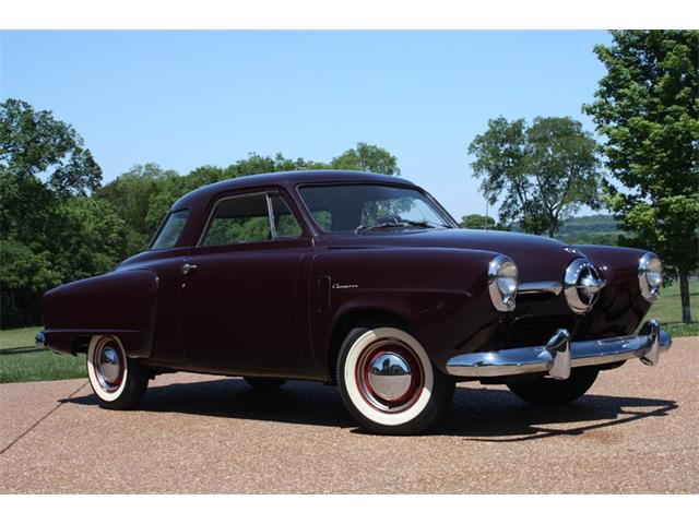 1950 Studebaker Champion STARLIGHT COUPE | 878086