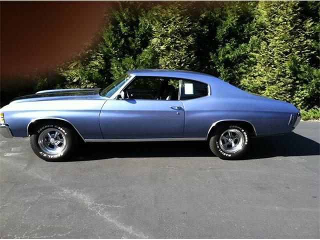 1971 Chevrolet Chevelle | 878089