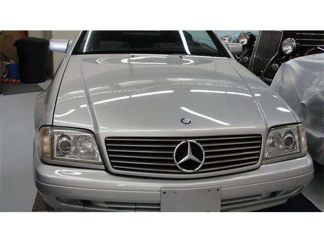 1998 Mercedes-Benz SL600 | 878091