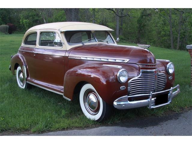 1941 Chevrolet Sedan | 878102