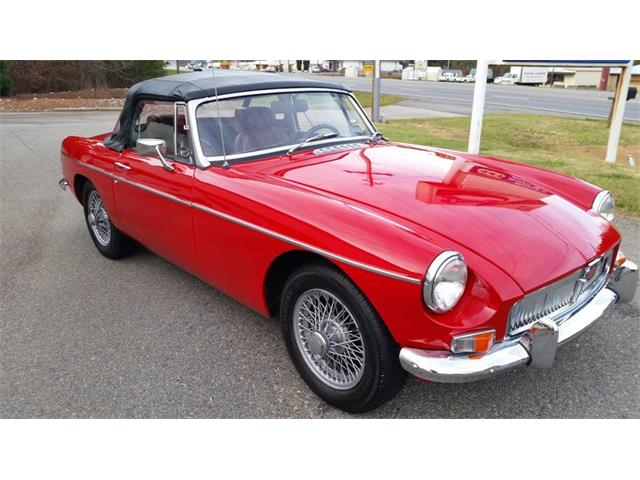 1969 MG MGB | 878104