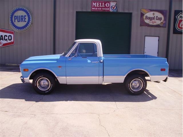 1968 Chevrolet C/K 10 | 878105