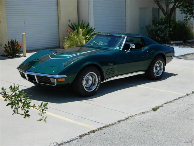 1971 Chevrolet Corvette | 878117