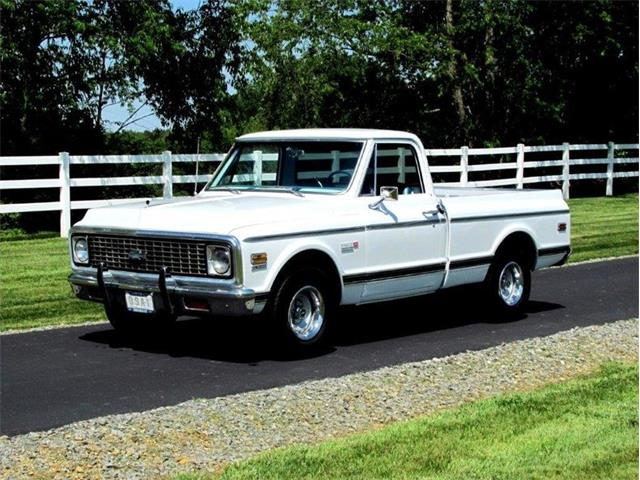1972 Chevrolet Cheyenne | 878118
