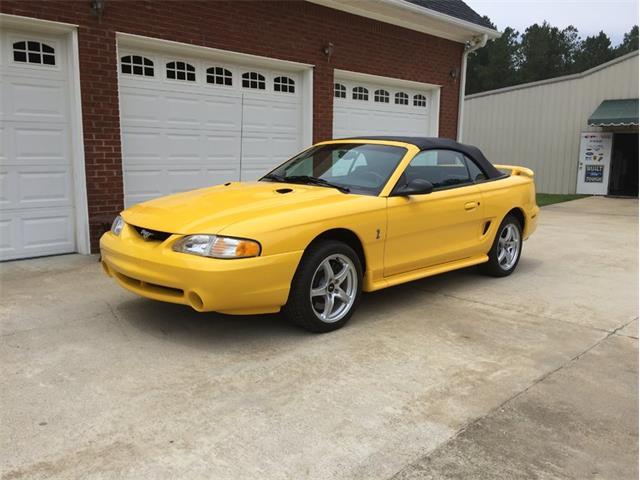 1998 Ford Mustang COBRA CONV | 878124