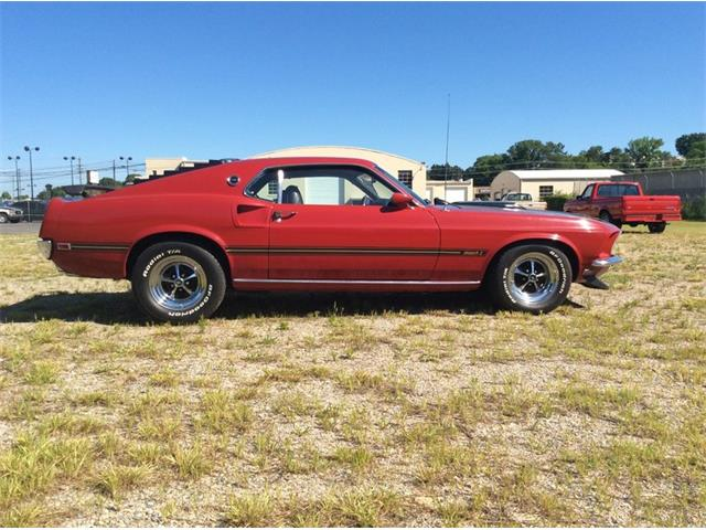 1969 Ford Mustang | 878127